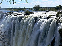 WATERFALLS IN ZAMBIA